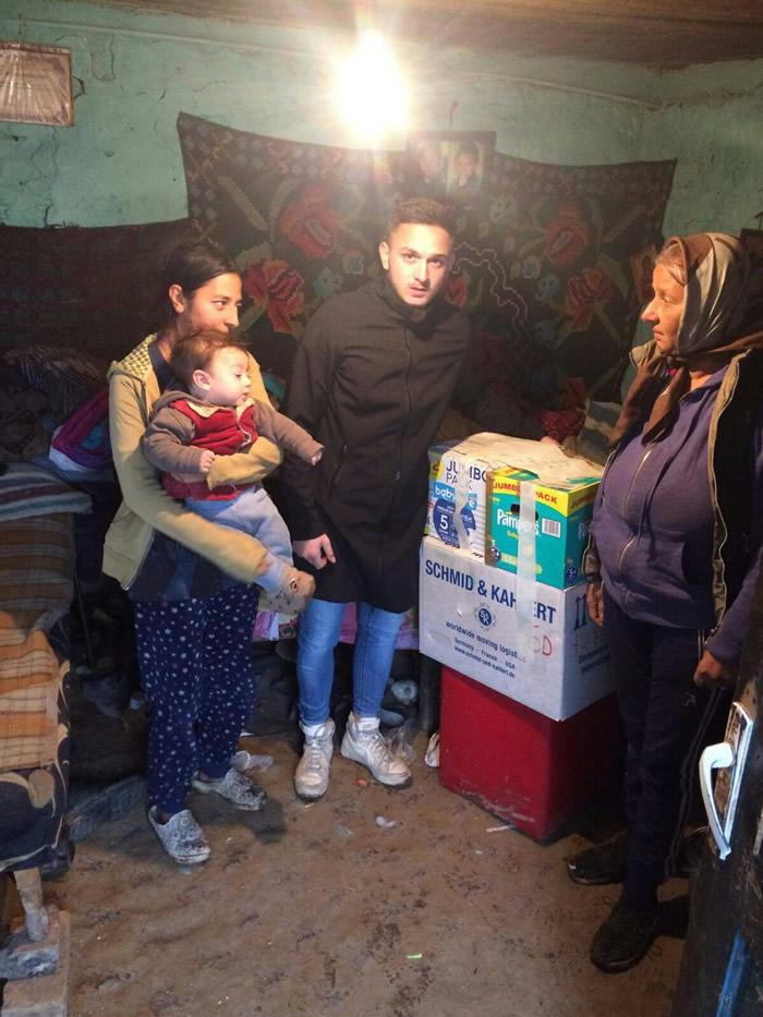 Kinderheim Weihnachtsgeschenke.Kinderheim Hilfe Notversorgung